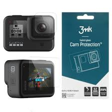 Szkła ochronne do GoPro Hero8 Black 3mk Cam Protection