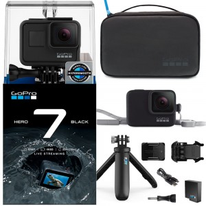 Zestaw Travel GoPro Hero7 Black