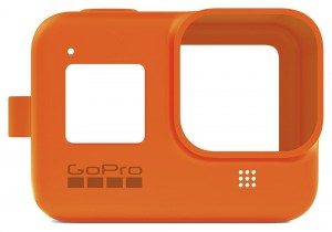 Etui silikonowe GoPro Sleeve Orange Hero8 Black